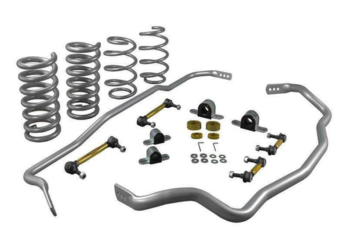 Whiteline Grip Series Suspension Kit | 2015-2018 Ford Mustang Ecoboost/V6 (GS1-FRD007)