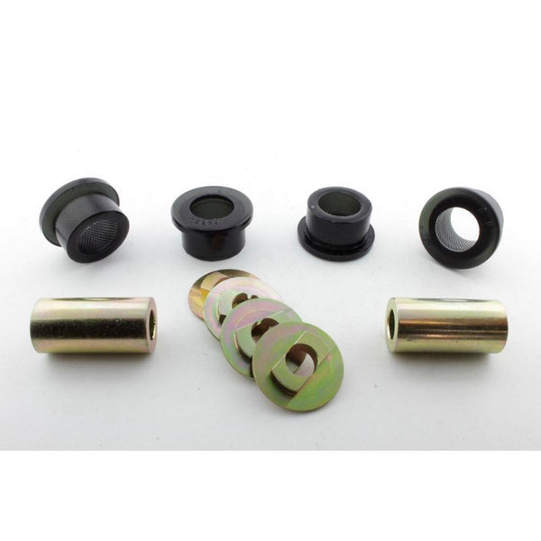 Whiteline Plus Rear Inner Toe Arm Bushing Kit (10-13 Chevy Camaro) 63157