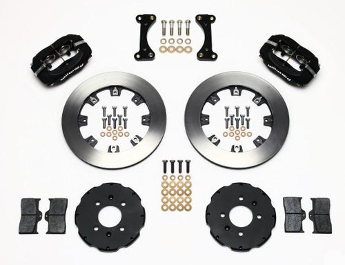 Wilwood Big Brake Kit for 2003+ Dodge SRT-4 - Modern Automotive Performance  - 1