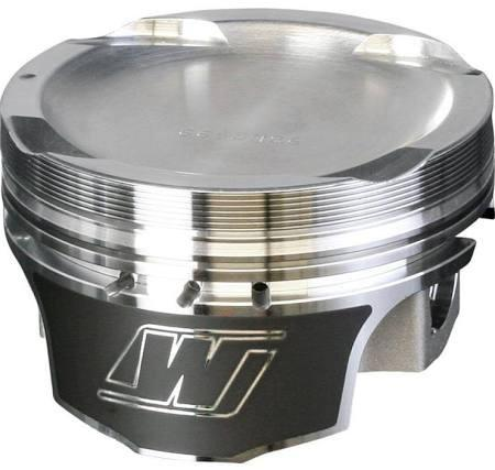Wiseco Piston, Shelf Stock MITS TURBO DISH -17cc 1.378 X 86.5