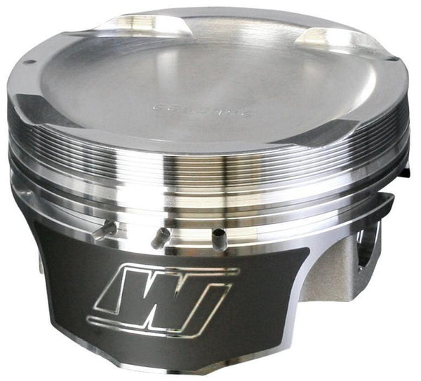 Wiseco Piston, Shelf Stock Kit HONDA 4v DOME +6.5cc STRUTTED 88MM