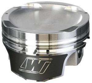 Wiseco Piston, Shelf Stock Kit ACURA K20 K24 FLAT TOP 1.181X86.5MM