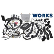"Works Stage 2 ""Tuner"" Turbo Kit 