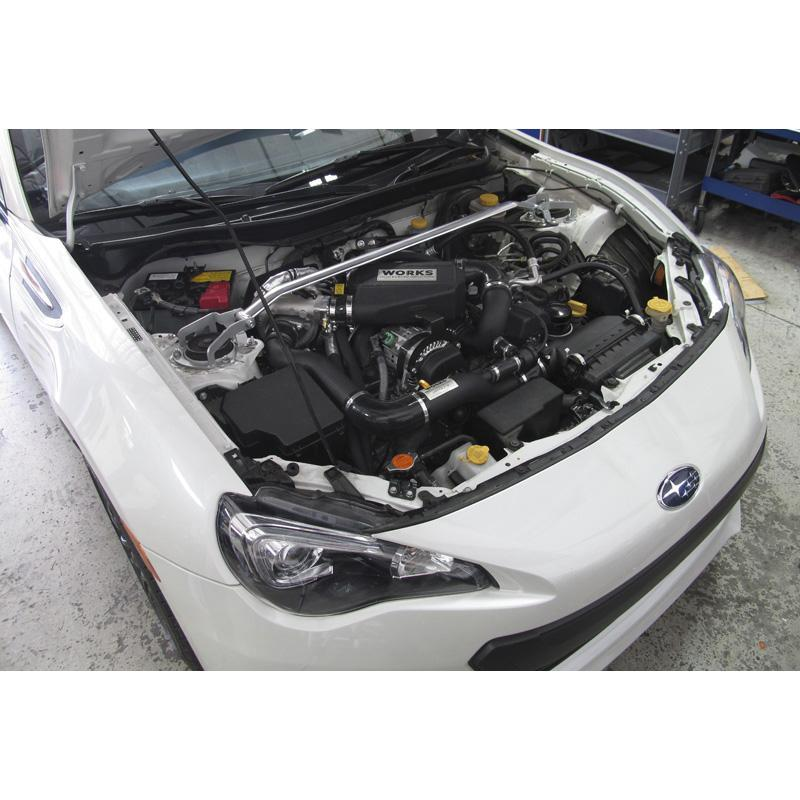 Subaru Brz Turbo >> Works Stage 2 Calibrated Carb Compliant Turbo Kit 2013 2015 Subaru Brz Scion Fr S 142 212c