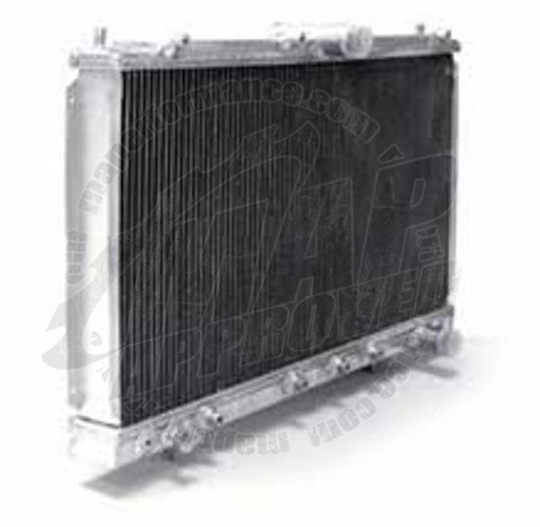 Yonaka Motorsports Aluminum Race Radiator (2G DSM Turbo) - Modern Automotive Performance