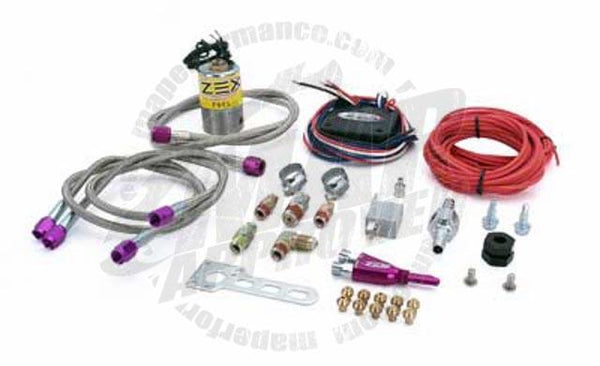 ZEX Safe Shot Nitrous System Upgrade Kit - Modern Automotive Performance