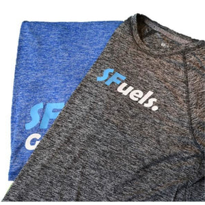 SFuels Go Longer: Quick-Dry Training Performance Shirt