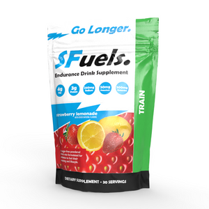 SFuels: TRAIN Endurance Drink - Strawberry-Lemonade