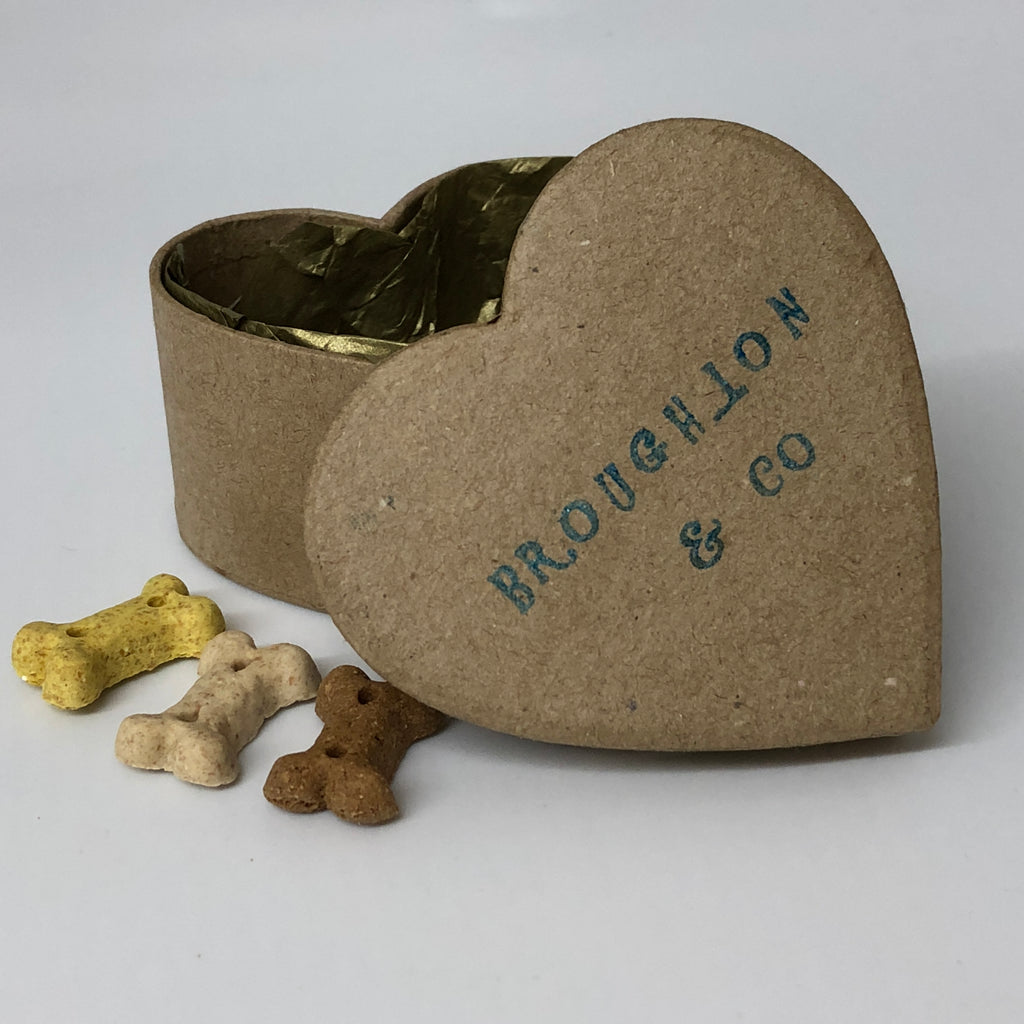 Heart Shaped Presentation Box