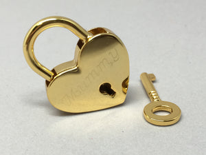 "Personalised ""Mummy"" Heart Lovelock Keyring"
