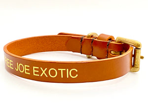joe exotic dog collar
