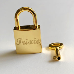 gold square lovelock