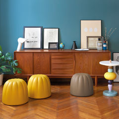 STOOLS, POUFS & BENCHES