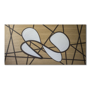 CAPRICCIO INFINITY INLAYED WOOD PICTURE