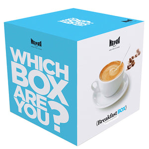 BREAKFAST BOX BY MEPRA - Luxxdesign.com