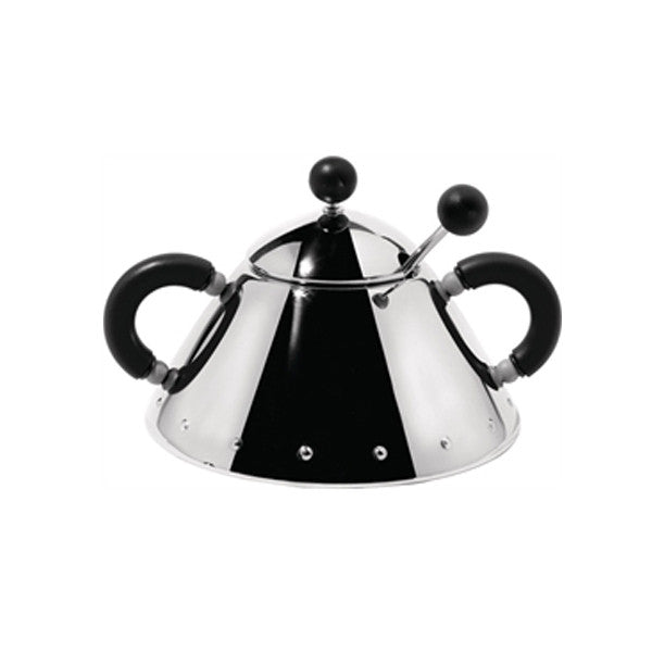 9097 SUGAR BOWL BY ALESSI - Luxxdesign.com
