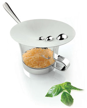 ACQUA PARMESAN CHEESE BOWL BY CASA BUGATTI - Luxxdesign.com