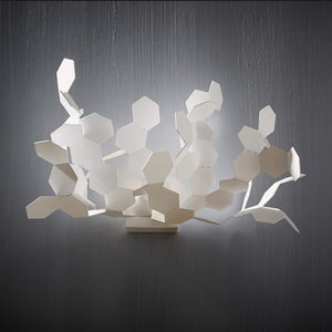 ANDROMEDA WALL LAMP BY ZAVA - Luxxdesign.com