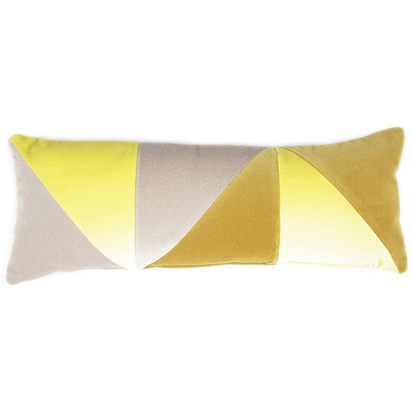 50s MOOD ARLECCHINO CUSHION 20x52 BY L'OPIFICIO - Luxxdesign.com - 1