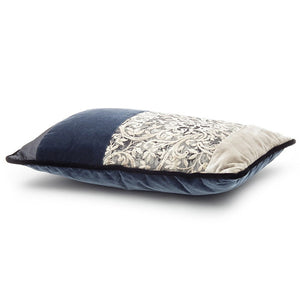 SOFT VINTAGE BANDE' CUSHION BY L'OPIFICIO - Luxxdesign.com - 1