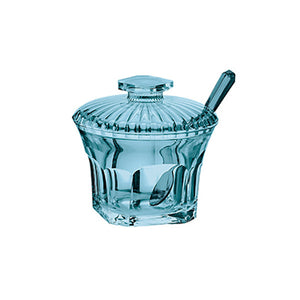 BELLE EPOQUE SUGAR BOWL WITH TEASPOON BY GUZZINI - Luxxdesign.com