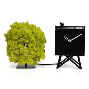 BIRDWATCHING CUCKOO CLOCK BY PROGETTI - Luxxdesign.com