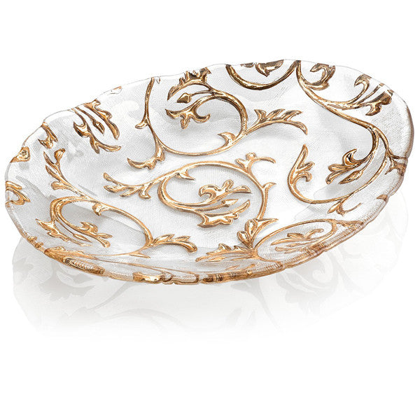 BISANZIO OVAL CENTERPIECE BY IVV - Luxxdesign.com