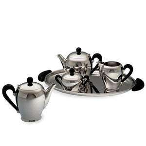 BOMBÉ TEA AND COFFEE SET BY ALESSI - Luxxdesign.com