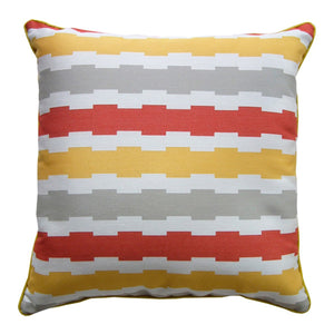 50'S MOOD CARRE' CUSHION BY L'OPIFICIO - Luxxdesign.com - 1