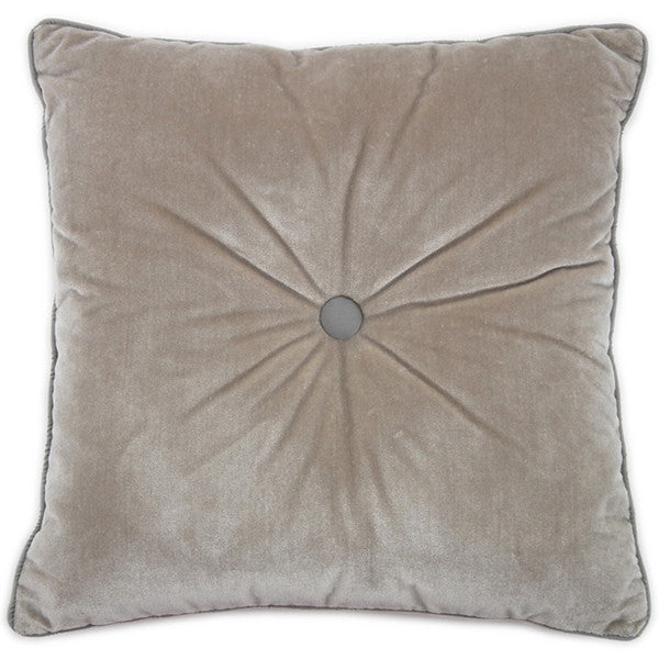 SOFT VINTAGE CARRE' CUSHION BY L'OPIFICIO - Luxxdesign.com - 1