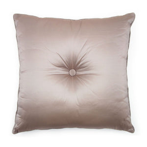 BROWN PLUME CARRE' CUSHION BY L'OPIFICIO - Luxxdesign.com - 3