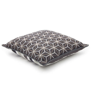 ECLECTIC MIX CARRE' CUSHION BY L'OPIFICIO - Luxxdesign.com - 1