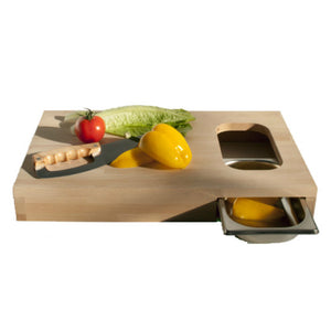 CHOP CHOPPING BOARD BY PROGETTI - Luxxdesign.com