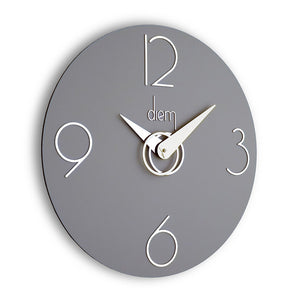 DIEM WALL CLOCK BY INCANTESIMO DESIGN - Luxxdesign.com - 1