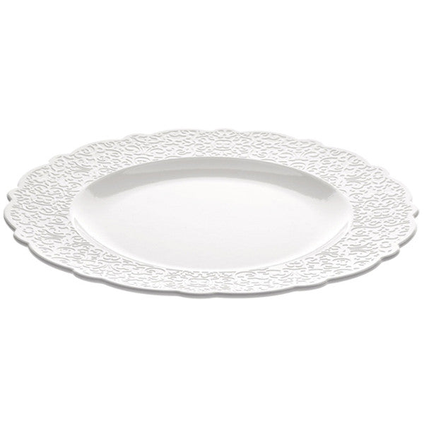 DRESSED SET OF 4 DINING PLATES BY ALESSI - Luxxdesign.com