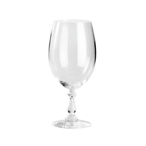 DRESSED SET OF 4 RED WINE GLASSES BY ALESSI - Luxxdesign.com