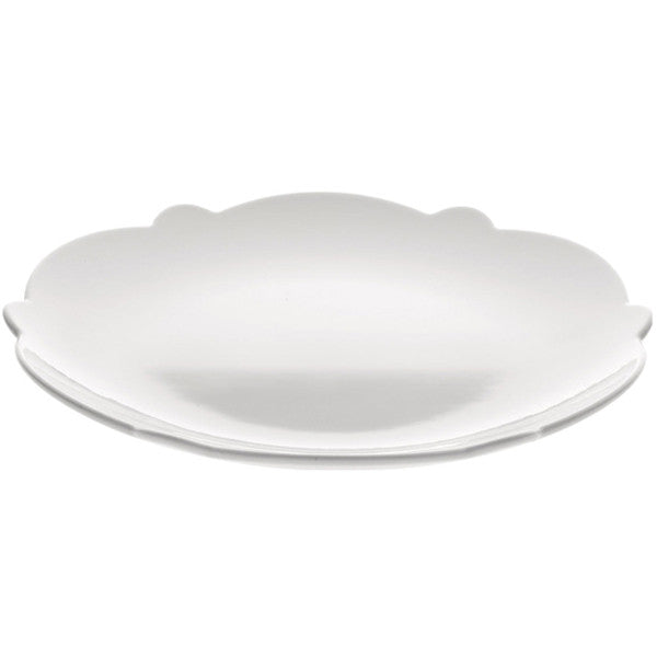 DRESSED SET OF 4 SIDE PLATES BY ALESSI - Luxxdesign.com
