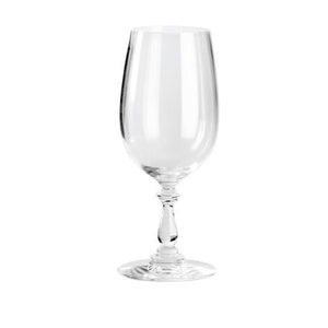 DRESSED SET OF 4 WHITE WINE GLASSES BY ALESSI - Luxxdesign.com