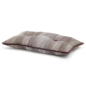 BROWN PLUME EXTRA CUSHION BY L'OPIFICIO - Luxxdesign.com - 1