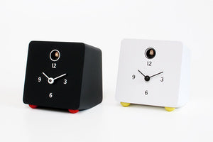 FIDO TABLE CUCKOO CLOCK BY PROGETTI - Luxxdesign.com - 4