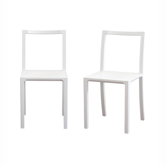 FRAMEWORK CHAIR BY L'ABBATE - Luxxdesign.com - 1