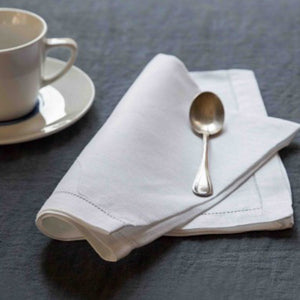 GRACE TABLE SET IN LINEN BY MARINAC - Luxxdesign.com - 2