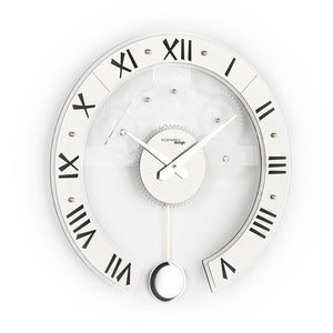 GENIUS PENDULUM WALL CLOCK BY INCANTESIMO DESIGN - Luxxdesign.com