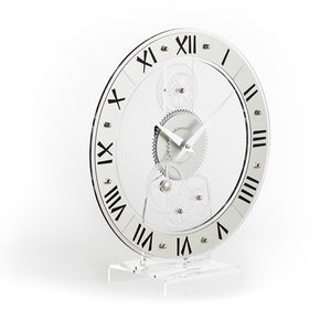 GENIUS TABLE CLOCK BY INCANTESIMO DESIGN - Luxxdesign.com