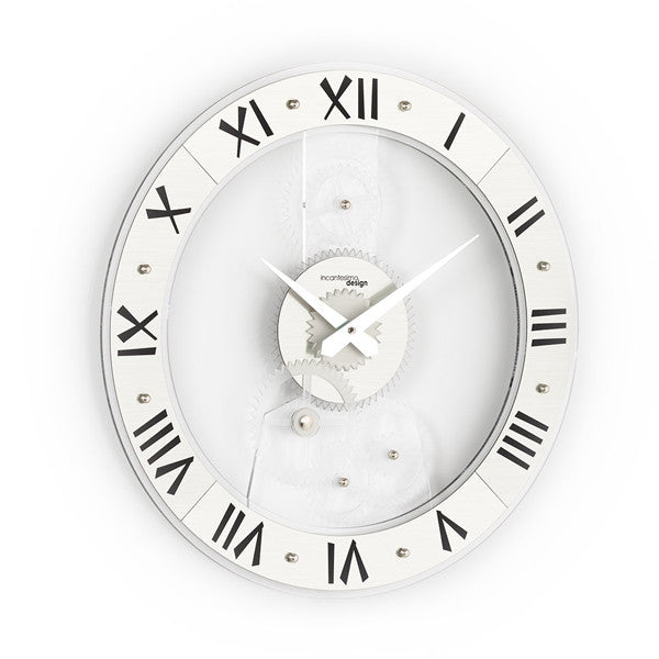 GENIUS WALL CLOCK BY INCANTESIMO DESIGN - Luxxdesign.com