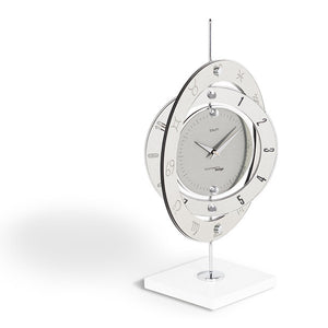 IPSUM TABLE CLOCK BY INCANTESIMO DESIGN - Luxxdesign.com