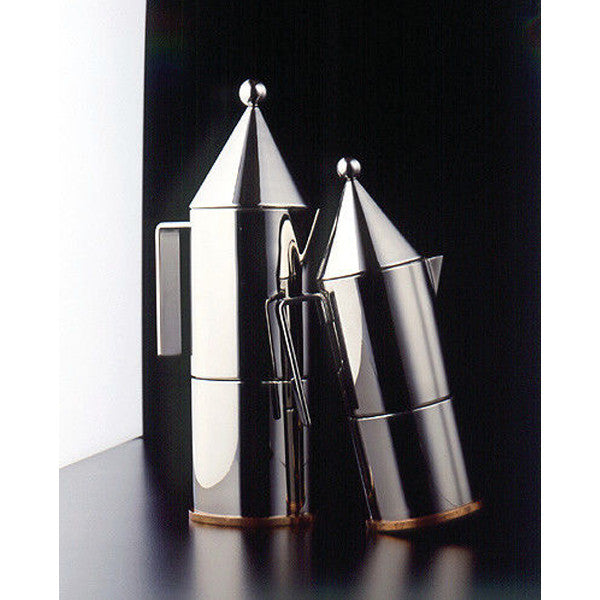 LA CONICA ESPRESSO MAKER BY ALESSI - Luxxdesign.com - 1