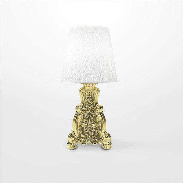 LADY OF LOVE TABLE LAMP BY SLIDE - Luxxdesign.com - 1