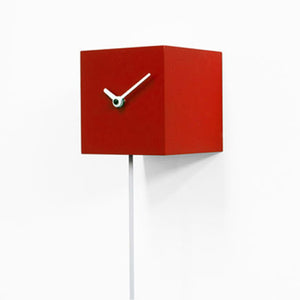 LONG_TIME WALL CLOCK BY PROGETTI - Luxxdesign.com - 1