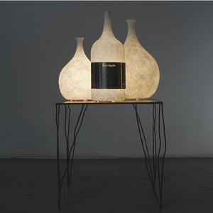 LUCE LIQUIDA 1 TABLE LIGHT BY IN-ES.ARTDESIGN - Luxxdesign.com - 1